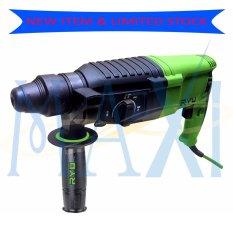MAXITOOLS - TEKIRO RYU Rotary / Demolition Hammer Drill 26 mm- Mesin Bor Rotary Hammer 26 mm - RRH 26
