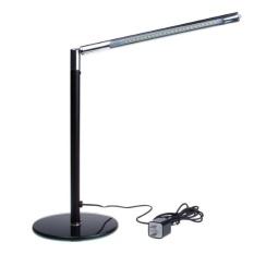 May_zz Desk Lamp, LED Lampu Meja, Metal Adjustable Dimmable LED Light With3 Tingkat Kecerahan dan Berbagai Sudut, Ideal untuk Kantor dan Belajar-Internasional