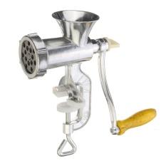 MEAT Grinder 5 Manual Aluminium Alloy Household Memasak Multi-fungsi Mesin Tekanan Enema Tepung Mie JCW5-2-Intl