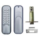 Jual Beli Mechanical Lockey Digital Deadbolt Lock With Handle Baru Hong Kong Sar Tiongkok