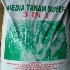 Jual Beli Media Tanam Organik Super 3In1 Siap Pakai Berat 4Kg Indonesia