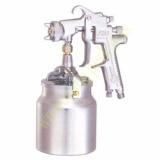 Harga Meiji Spray Gun F 100 Tabung Bawah Cat Semprot Mesin Compressor Tabung 100 Ml Yg Bagus