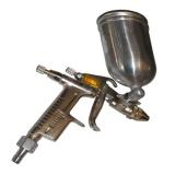 Review Toko Meiji Spray Gun R2 Spet Tabung Atas R2 Silver