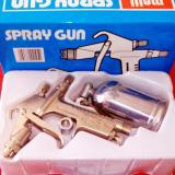 Harga Meiji Spray Gun R3G Tabung Atas Satu Set