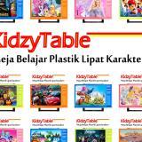 Spesifikasi Meja Belajar Lipat Anak Kidzytable Terbaik