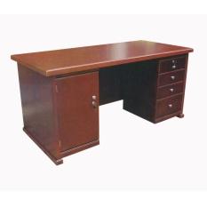 Meja Kerja Meja Kantor Deluxe desk Minntoti