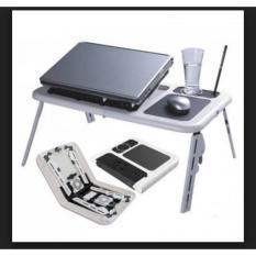 Meja Laptop Portable - Meja Serbaguna - Meja komputer - Meja Belajar