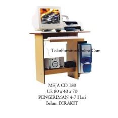 Meja Laptop/Kerja/Kantor/Komputer/Belajar CD 180
