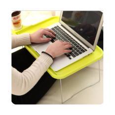 Allunique Meja Lipat Portable - Hijau