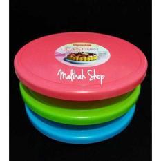 Meja Putar Kue Plastik Maspion - Cake Tray - Lazy Susan