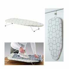 Meja setrika Duduk / Alas setrika/ Ikea Jall Ironingboard table Meja Setrika Portable