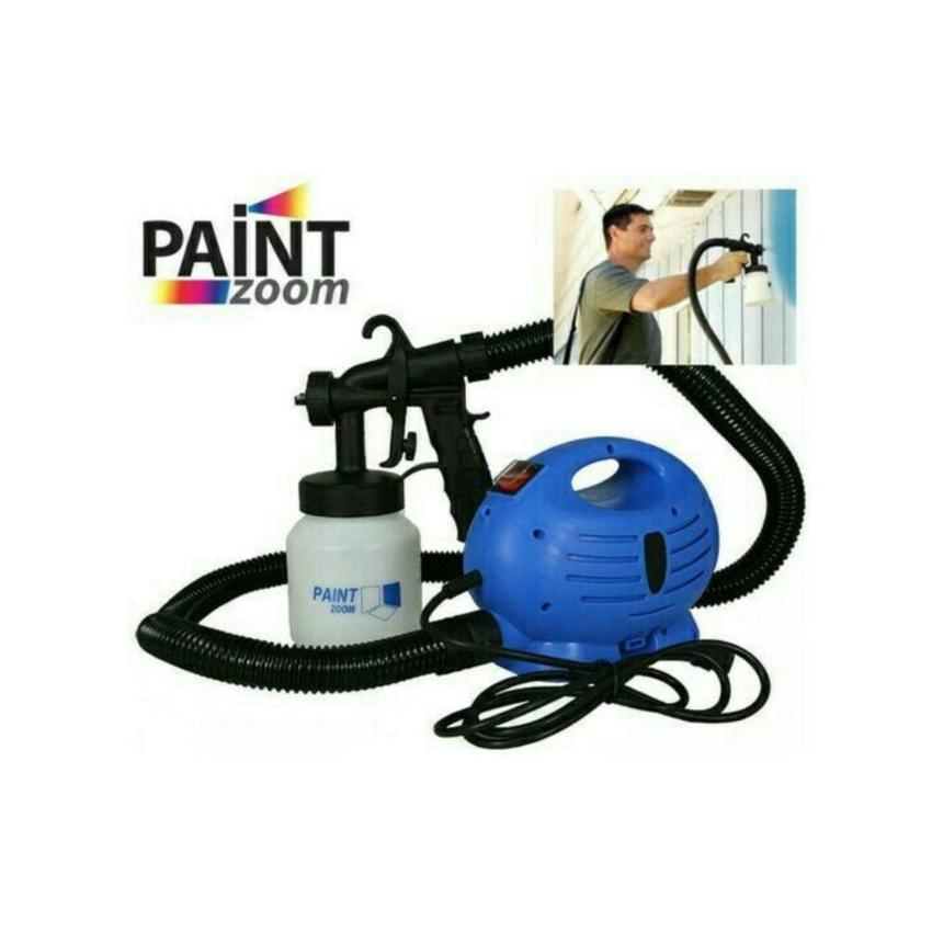 Spesifikasi Mellius Automatic Electric Paint Gun Paint Spray Paint Zoom Baru