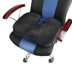 Harga Hemat Memory Foam Kursi Lumbalis Bantal Kursi Kantor Pads Car Seat Seat Travel Home Kursi Untuk Hadiah Intl