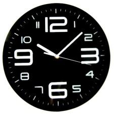 Meridient Wall Clock Premium 9671- Hitam