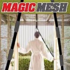 Jual Mesh Tirai Anti Nyamuk Jendela Korden Pintu Rumah Online