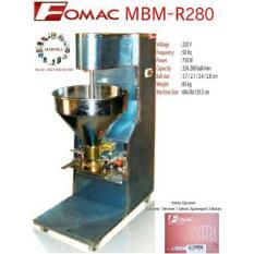 Mesin Cetak Bakso / Meat Ball Maker / Fomac Mbm-R280 - 8Hgckc