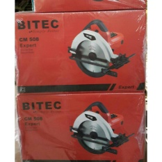 Tips Beli Mesin Circular Saw Potong Kayu 7 185 Mm Bitec Cm 508 Expert