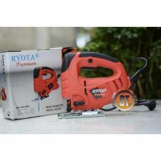 Mesin Gergaji Jigsaw RYOTA Premium RA-2065 / Mesin Gergaji Ukir