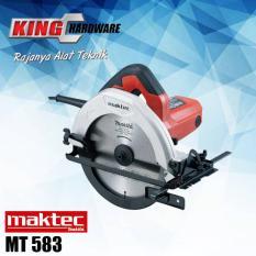 Mesin Gergaji Kayu / Circular Saw Maktec MT 583