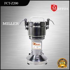 Mesin Giling Tepung - Penggiling Beras Miller Machine Fomac Fct-Z200 - Yf1rpr