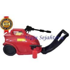 mesin jet cleaner APW-40P/ steam cuci mobil orange