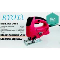 Mesin jigsaw RYOTA RA-2065/ Mesin gergaji triplek/ jig saw