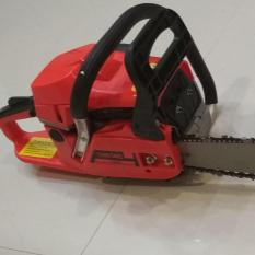 Mesin Mini Chainsaw (Bensin 2 tak)