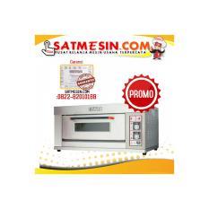 Mesin Oven Roti Getra 1Deck RFL-11SS