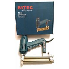 Mesin Paku Tembak Nailer Listrik Tacker Pemaku Electric Bitec TM 30