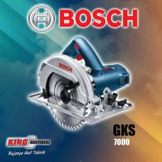 Harga Mesin Gergaji Kayu Circular Saw Bosch Gks 7000 Original