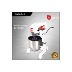 Mesin Pengaduk Adonan Bakery Roti Kue | Dough Mixer Fomac DMX-B15
