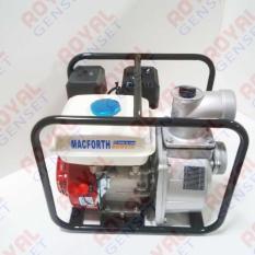 Mesin Pompa Air - Pompa Air Bensin - Gasoline Water Pump - Pompa Air Irigasi 3 Inch Macforth