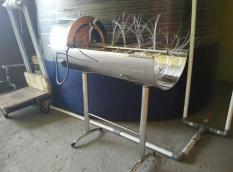 Mesin Sikat Galon Stainless Steel Terbaru