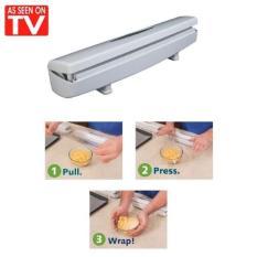 Mesin Wraping Plastik  Plastic Wrapping Untuk Pembungkus Makanan - Jlqjqd