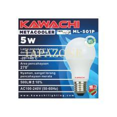 Metacooler LED 5W ML-501P KAWACHI S.WHITE/W.WHITE