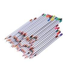 Kotak Logam 48 Warna Pensil Marco 7100-72CB Seni Rupa Menggambar Bebas Racun Minyak Dasar