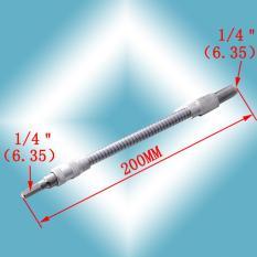 Beli Metal Easy Fleksibel Bending Shaft Menghubungkan Adaptor Link Untuk Elektronik Drill 20Cm Intl Online