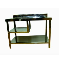 Metalco Meja Dapur Stainless Msmt1 By Maryono Metalco.