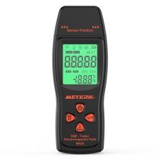 Harga Meterk Emf Meter Handheld Mini Digital Lcd Detektor Emf Radiasi Medan Elektromagnetik Tester Dosimeter Tester Counter Intl Yang Murah