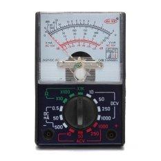 MF-110A Listrik AC/DC OHM Voltmeter Ammeter Analog Multimeter-  Intl