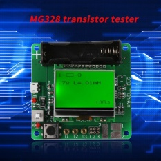 Iklan Mg328 Lcd Transistor Inductor Capacitor Esr Meter Multifunction Test Intl