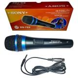 Mic Sony Sn 722 Karaoke Ceramah Meeting Asli