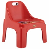 Harga Mickey Mouse Chair Red 55Cm Original