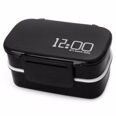 Ulasan Lengkap Oven Microwave Tersedia Jepang Gaya Bento Kotak Makan Happy Meal Box World Tableware Intl