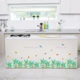 Beli Mimosifolia Kidroom Stiker Dinding Pvc Stiker Wallpaper Mural Seni Barang Dekorasi Ruang Kantor Rumah Tangga Dewasa Children Wallpaper Lengkap