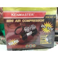 Beli Barang Mini Air Compressor Piston Km 001 B Lampu Kenmaster Kompresor Mini Online