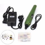Mini Bor Grinder Kit Electric 140000 Rotary Kerajinan Penggilingan Alat Set Uni Eropa Plug Baru Adaptor Gfit Intl Diskon Akhir Tahun