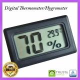 Beli Mini Hygrometer Thermometer Digital Murah