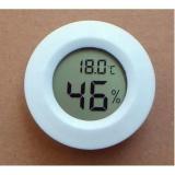 Harga Mini Lcd Digital Thermometer Hygrometer Kulkas Freezer Tester Suhu Kelembaban Meter Detektor Internasional Oem Terbaik