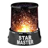 Beli Mini Star Master Lampu Hias Kamar Tidur Hitam Murah